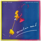 PIERRE FAVRE Mountain Wind album cover