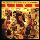PIERRE MOERLEN'S GONG Live album cover