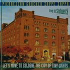 PIERRE JEAN GAUCHER Zappe Zappa - Let's Move To Cologne The City Of Tiny Lights album cover