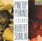 PINETOP PERKINS Pinetop Perkins / Hubert Sumlin : Legends album cover