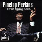 PINETOP PERKINS Sweet Black Angel album cover