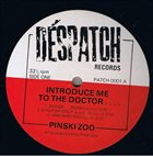 PINSKI ZOO Introduce Me To The Doctor... album cover