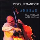 PIOTR LEMAŃCZYK Amhran album cover