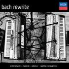 PIOTR ORZECHOWSKI (PIANOHOOLIGAN) Bach Rewrite album cover