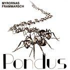 PONDUS Myrornas Frammarsch album cover