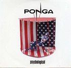 PONGA Psychological album cover