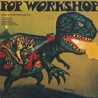 POP WORKSHOP Song Of The Pterodactyl album cover