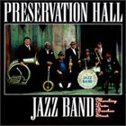 PRESERVATION HALL JAZZ BAND Marching Down Bourbon Street album cover