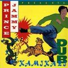 PRINCE JAMMY Kamikazi Dub album cover