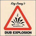 PRINCE JAMMY King Jammy's Dub Explosion album cover