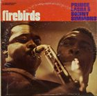 PRINCE LASHA Prince Lasha & Sonny Simmons : Firebirds album cover