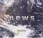 PRINCE N.E.W.S. album cover