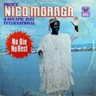 PRINCE NICO MBARGA No Die, No Rest album cover