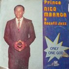 PRINCE NICO MBARGA Only One God album cover
