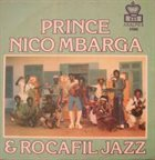 PRINCE NICO MBARGA Prince Nico Mbarga & Rocafil Jazz : Sweet Mother album cover