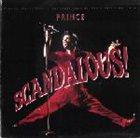 PRINCE The Scandalous Sex Suite (feat. Kim Basinger) album cover
