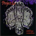 PROJECT LO Dabblings in the Darkness album cover