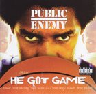 PUBLIC ENEMY He Got Game album cover