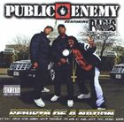 PUBLIC ENEMY Public Enemy Featuring Paris : Rebirth Of A Nation album cover