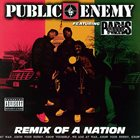 PUBLIC ENEMY Public Enemy Featuring Paris : Remix Of A Nation album cover