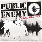 PUBLIC ENEMY Revolverlution album cover