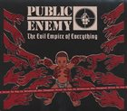 PUBLIC ENEMY The Evil Empire Of Everything album cover