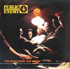 PUBLIC ENEMY Yo! Bum Rush The Show album cover