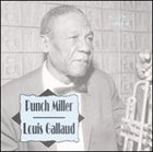 PUNCH MILLER Punch Miller & Louis Gallaud album cover