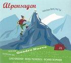 QUADRO NUEVO Alpensagen (Zwischen Berg Und Tal) album cover