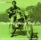 QUANTIC The World's Rarest Funk 45s (Volume Two) album cover