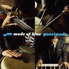 QUASIMODE Mode Of Blue album cover