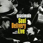 QUASIMODE Soul Delivery Live album cover