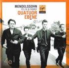QUATUOR EBÈNE Mendelssohn: Felix And Fanny album cover