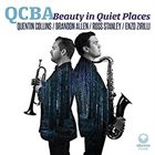 QUENTIN COLLINS Quentin Collins / Brandon Allen Quartet : Beauty In Quiet Places album cover