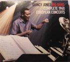 QUINCY JONES Complete 1960 European Concerts album cover