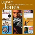 QUINCY JONES Complete Recordings 1960-1962 album cover