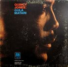 QUINCY JONES Gula Matari album cover
