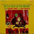 QUINCY JONES In The Heat Of The Night OST album cover