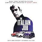 QUINCY JONES Italian Job (50th Anniversary Expanded Edition) album cover