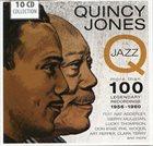 QUINCY JONES Jazz More Than 100 Legendary Recordings 1956-1960 album cover