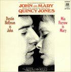 QUINCY JONES John And Mary Soundtrack album cover