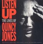 QUINCY JONES Listen Up: The Lives Of Quincy Jones album cover