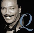 QUINCY JONES Love, Q album cover