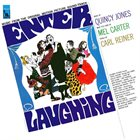 QUINCY JONES Music From The Original Motion Picture Soundtrack Enter Laughing album cover