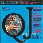 QUINCY JONES Quincy Jones And His Orchestra At Newport '61 album cover