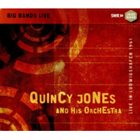 QUINCY JONES Quincy Jones and His Orchestra : Live in Ludwigshafen 1961 album cover