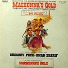 QUINCY JONES Quincy Jones & José Feliciano : Mackenna's Gold album cover