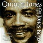 QUINCY JONES Quincy Jones And The Jones Boys album cover