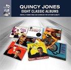 QUINCY JONES Quincy Jones Eight Classic Albums album cover