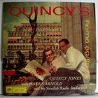 QUINCY JONES Quincy's Home Again album cover